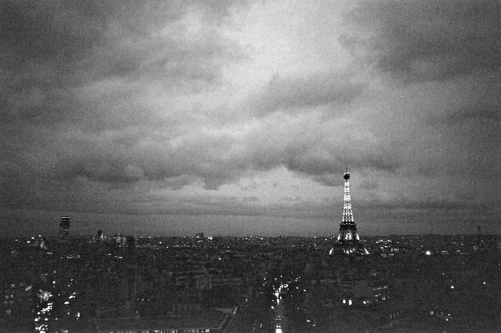 Image of Paris Skyline