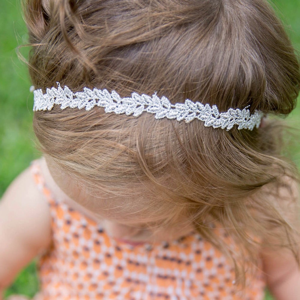 Image of The Silver Isla Lace