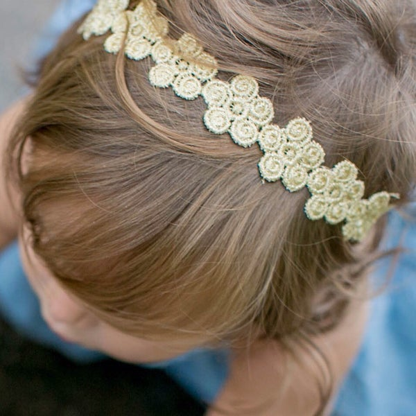 Image of The Katie Lace Headband