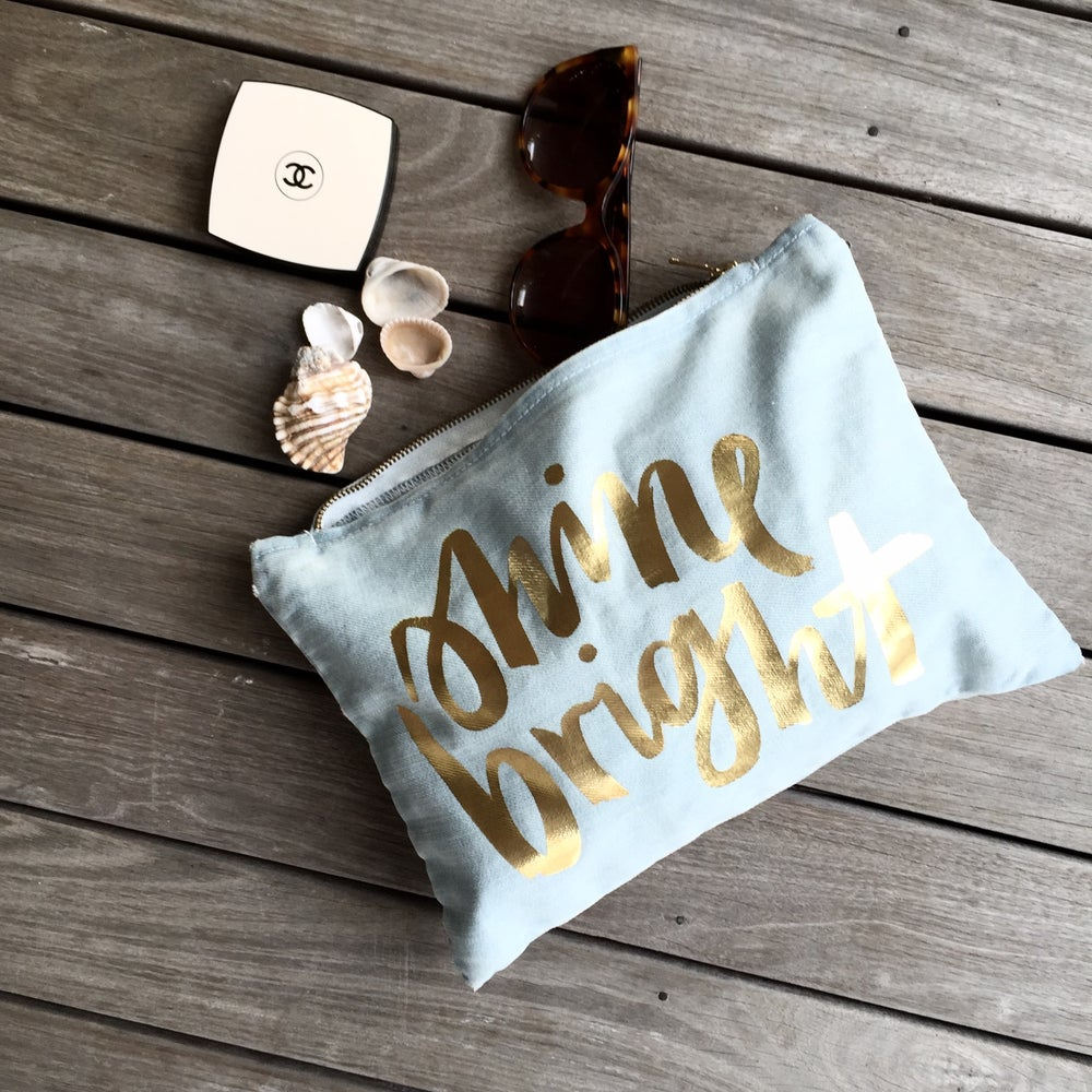 Image of CULT DENIM CLUTCH