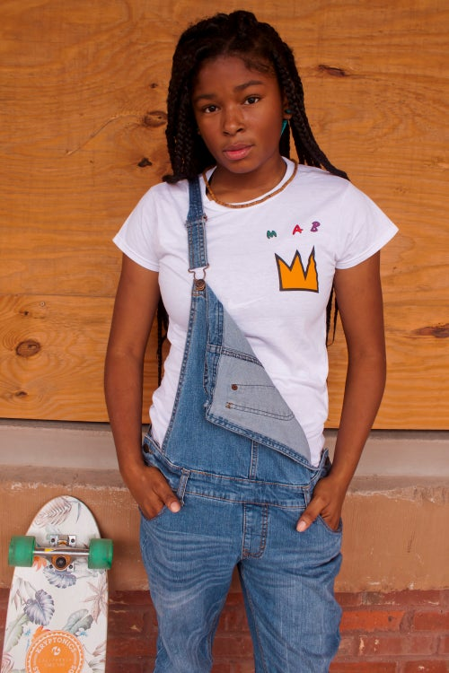 Image of CROWN OF MAB I LADIES TEES