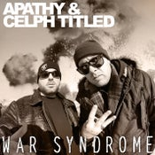 Image of Apathy & Celph Titled - War Syndrome CD [LIMITED QUANTITIES]
