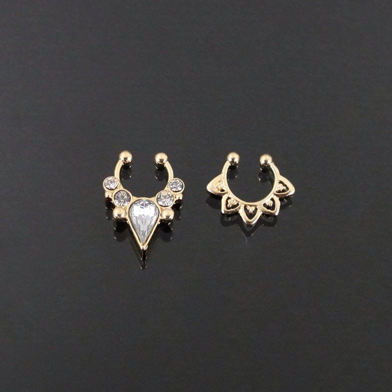 Image of Prive' Nose Rings