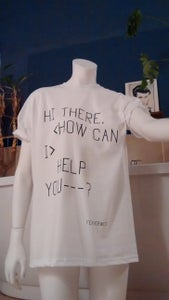 Image of People in the Station T-Shirt