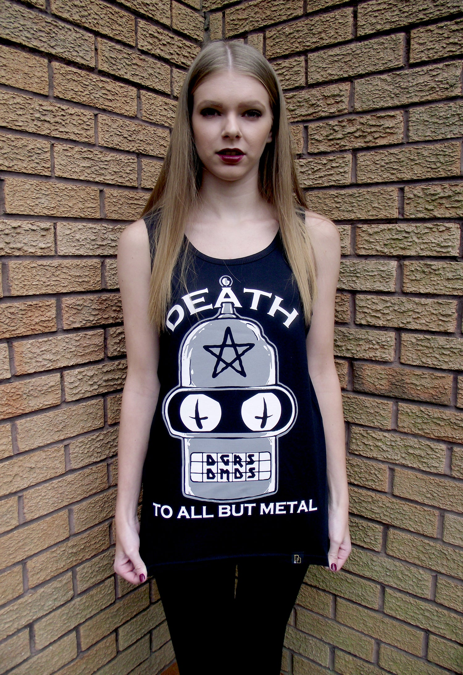 Image of Byte Me Unisex Vest/Tank Top