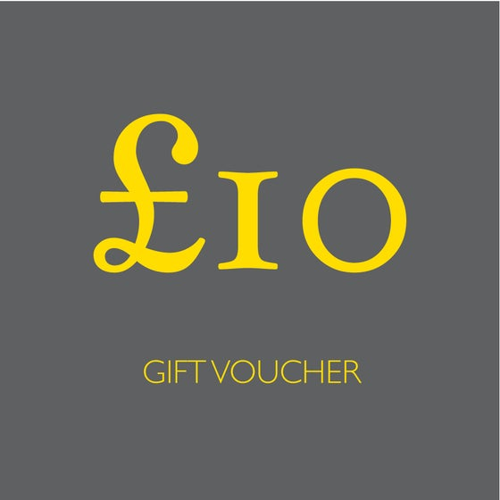 Image of Snug £10 Gift Voucher.