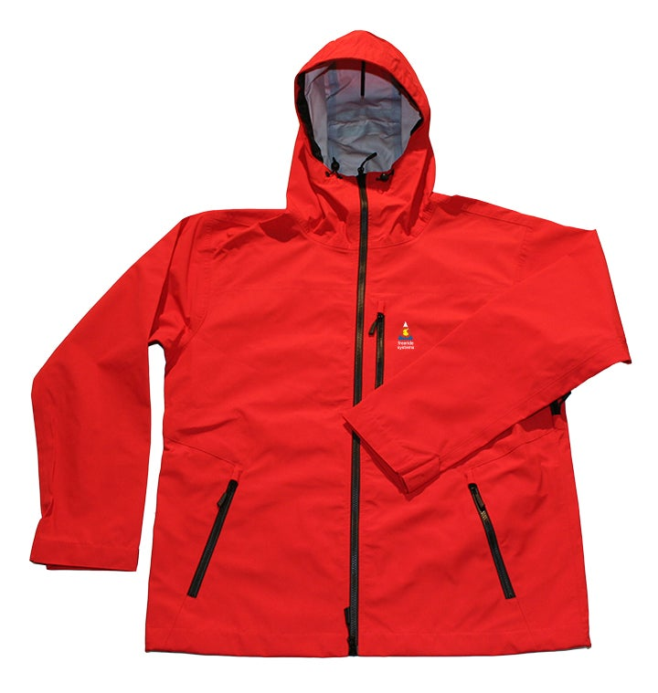 Image of Antero 3 Polartec Neoshell Hardshell Laminate Ski Jacket Bright Red