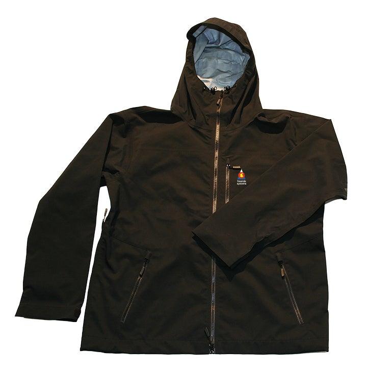 Image of Antero 3 Polartec Neoshell Hardshell Laminate Ski Jacket Black