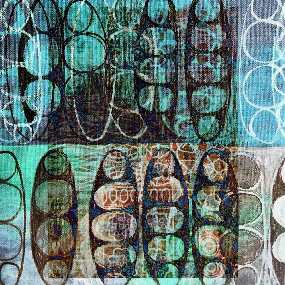 Image of NEW Digital Art Prints: Seed Rhythms 2