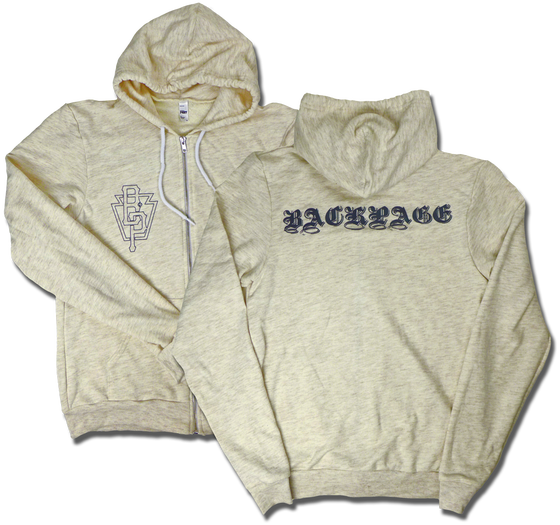"""Image of """"The Non-Threatening Hoodie"""" by Backpage Press"""