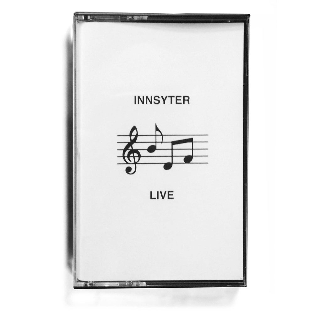 "Image of [LACR018] / INNSYTER - ""LIVE"""