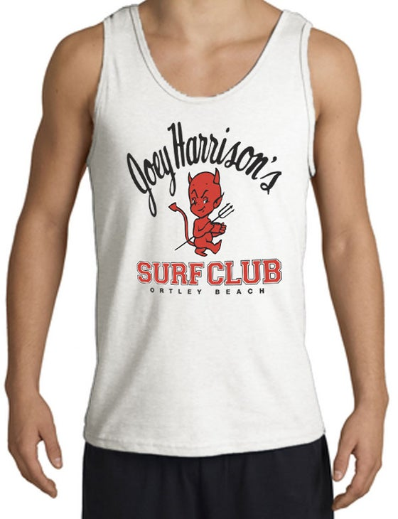 Image of Men's Tank White