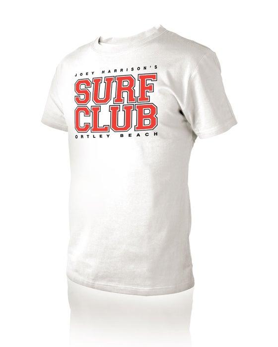"Image of Men's ""Property Of"" T-Shirt White"