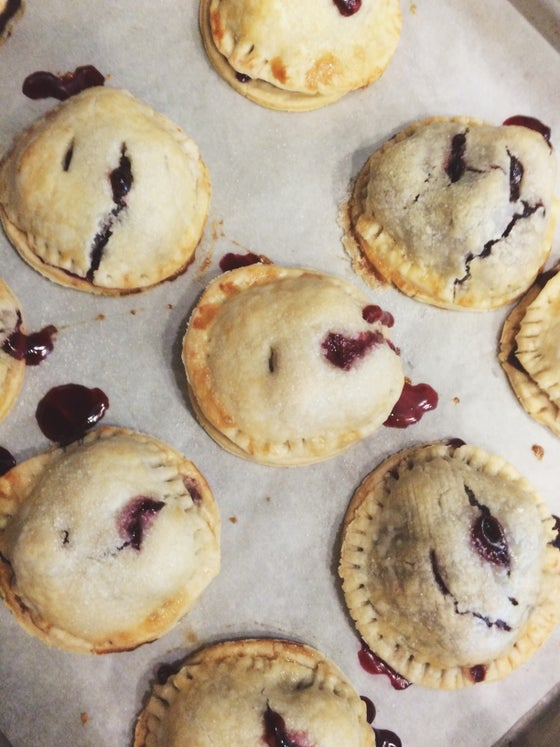 Image of Black Cherry Hand Pies