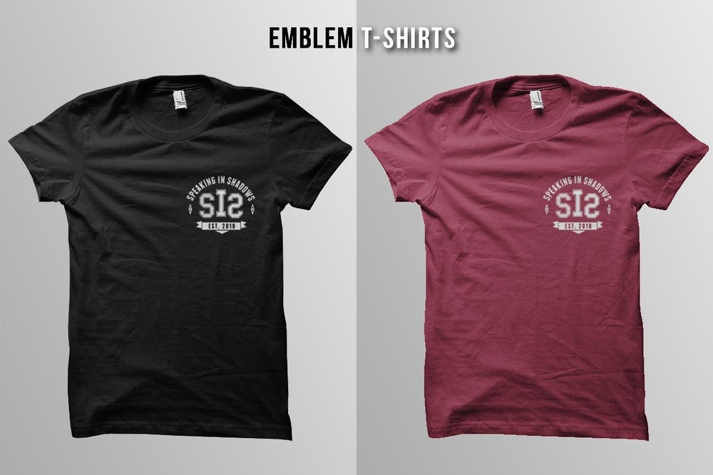 Image of Emblem T-Shirts