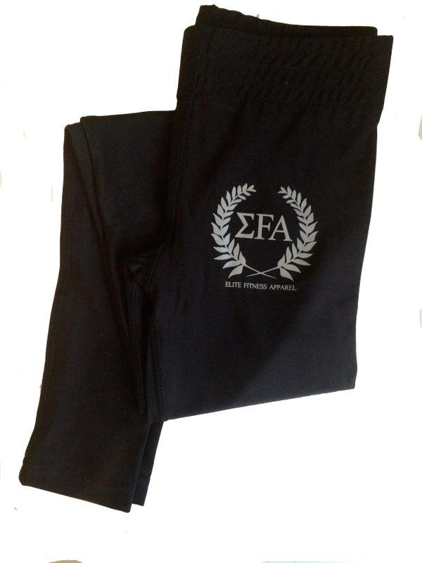 Elite Leggings - Womens - Elite Fitness Apparel
