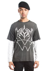 Image of Long Sleeve T-Shirt With Xopac Print