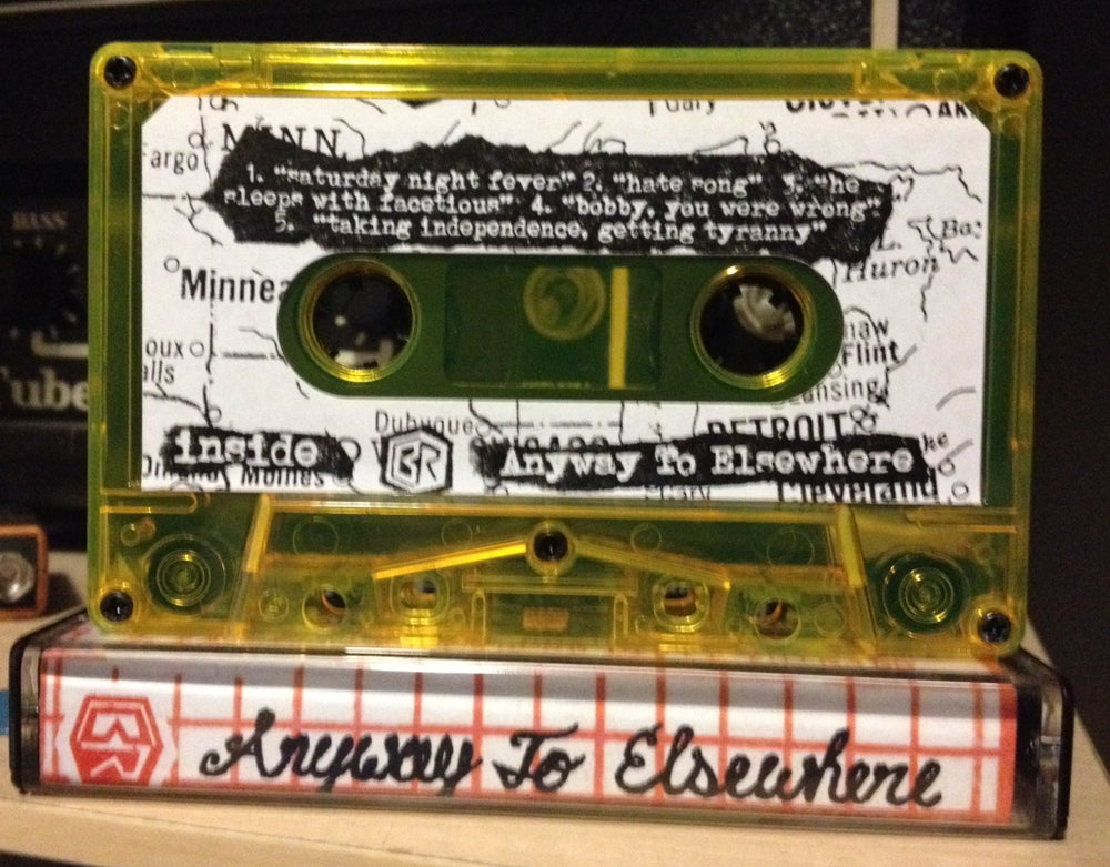 Image of Anyway to Elsewhere Compilation Tape