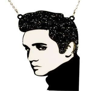 Image of Elvis Necklace
