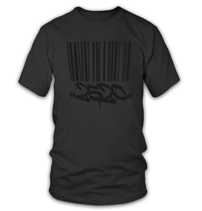 Image of 2520 Drips T-Shirt - Charcoal