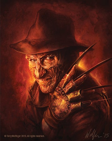 Image of freddy krueger