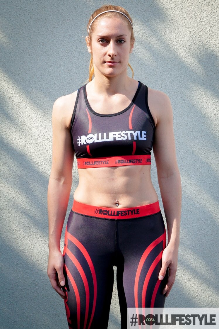 #rolllifestyle — #rolllifestyle Sports Bra and Compression ...