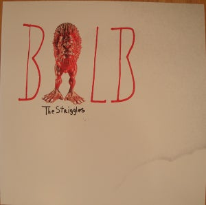 "Image of THE STRIGGLES ""Bilb"" 2xLP + Bilb figure + DL code"