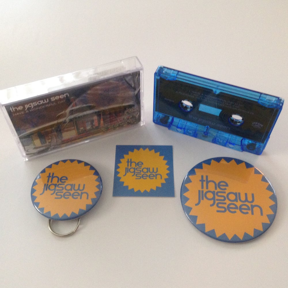 "Image of ""Have A Wonderful Day"" Cassette Bundle"