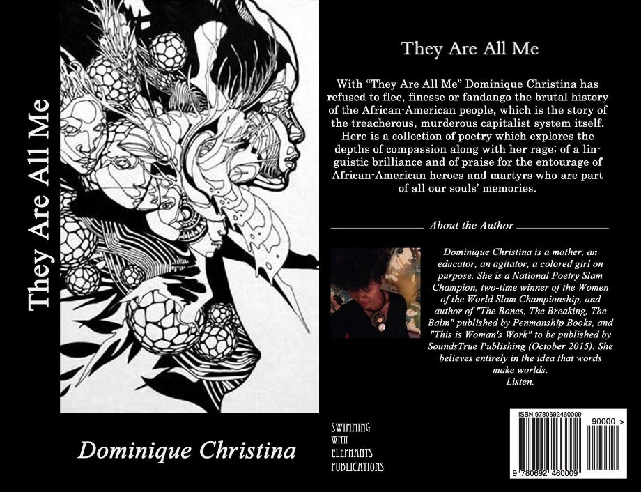 """They Are All Me"" - second full-length poetry collection"