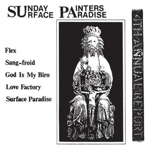 Image of Sunday Painters - 4th Annual Report LP