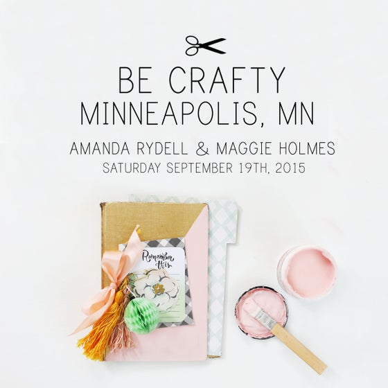 Image of BE CRAFTY MINNEAPOLIS