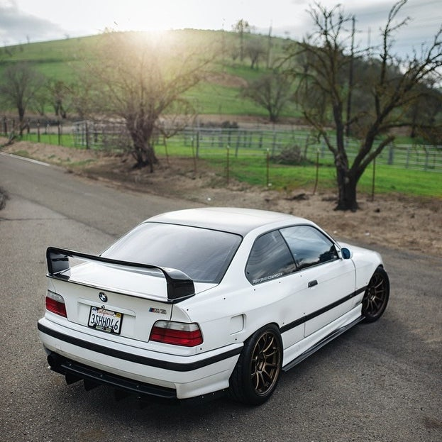 What Is The Full Form Of Bmw >> E36 Coupe Overfender - Full Kit / Felony Form