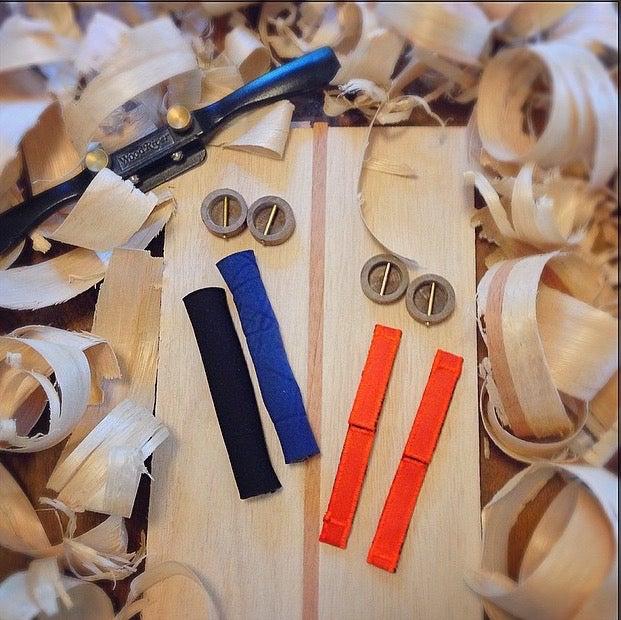 Image of Handplane Kit - Blank