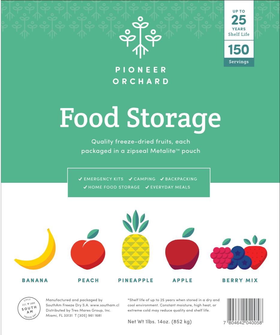Fruit Storage / Pioneer Orchard
