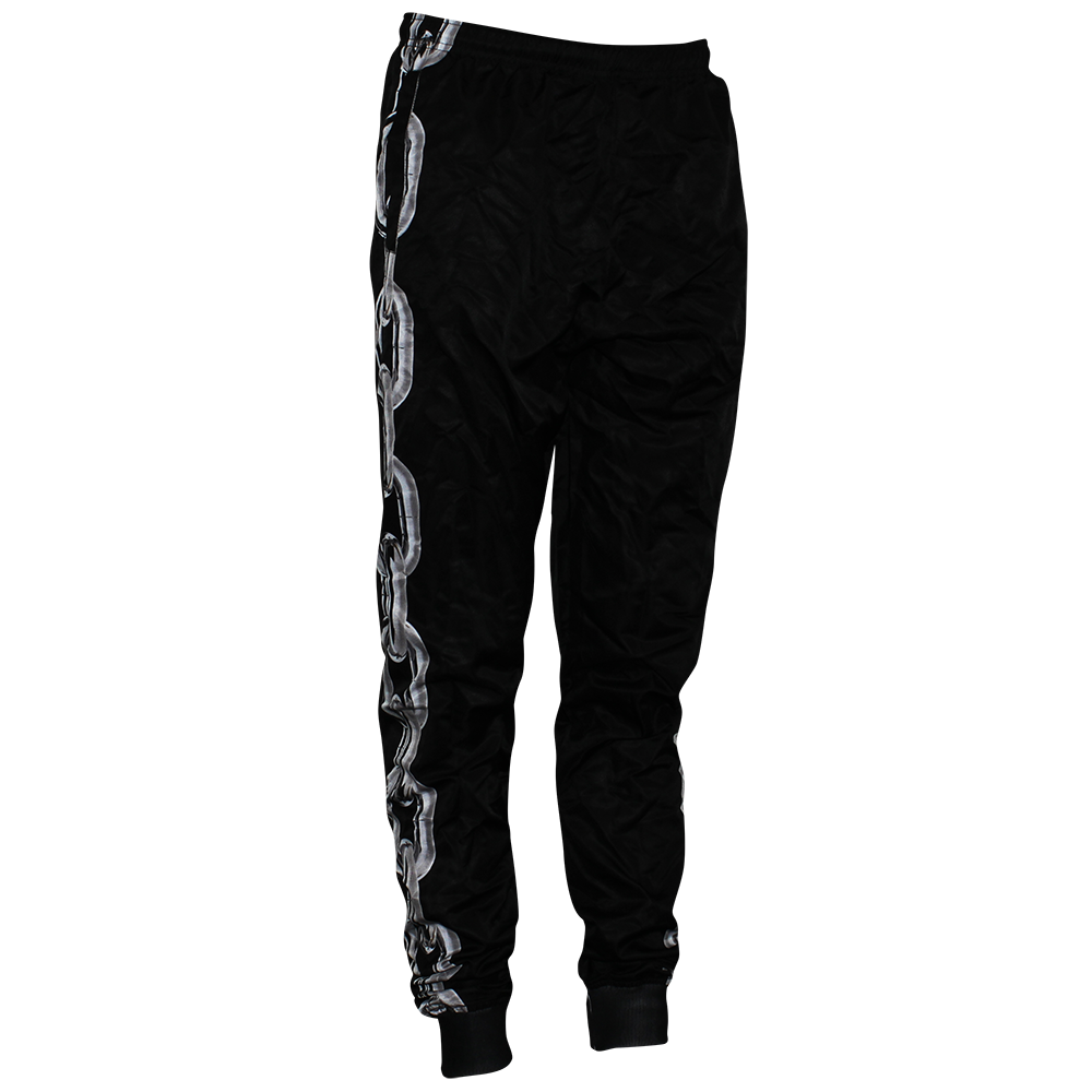 Image of LOCKED UP BLACK PANTS