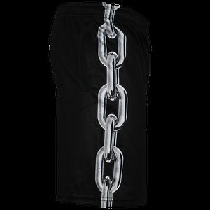 Image of LOCKED UP BLACK SHORTS