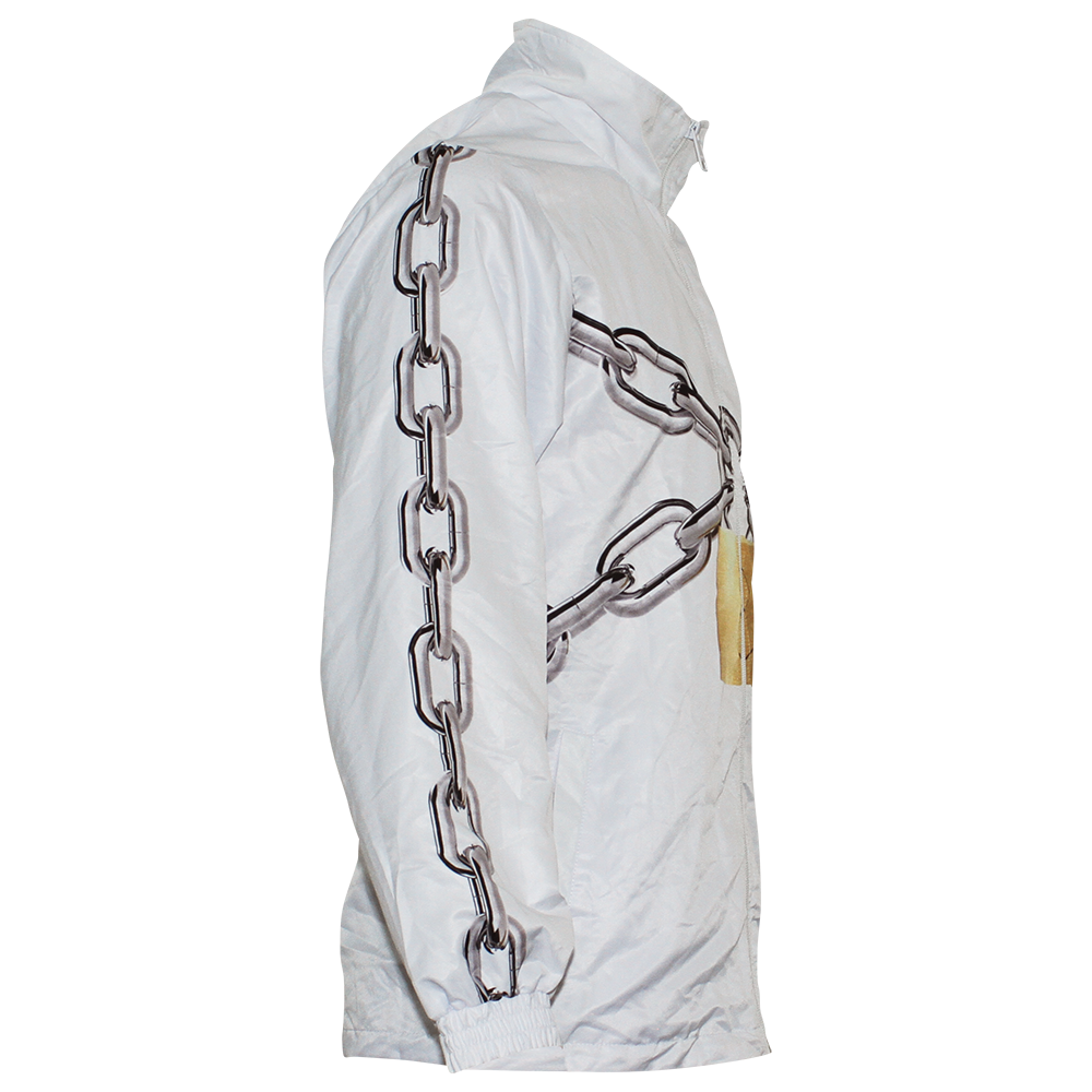 Image of LOCKED UP WHITE JACKET