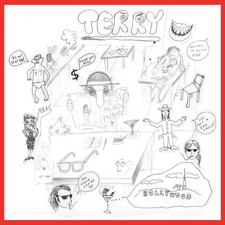 "Image of TERRY - 'Talk About Terry' 7"" *** PRE-ORDER ***"