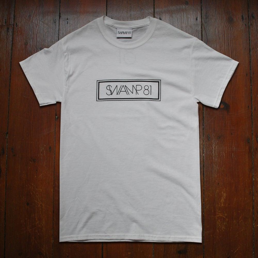 Image of SWAMP81 BOX TEE WHITE