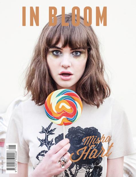 Image of Issue 1 Misha Hart