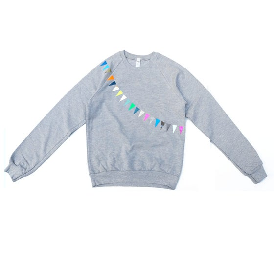 Image of Sweater Garland grey ADULTS