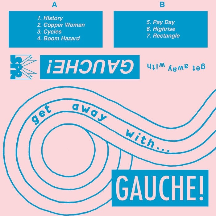 Image of Get Away With Gauche cassette