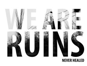 Image of We Are Ruins shirt