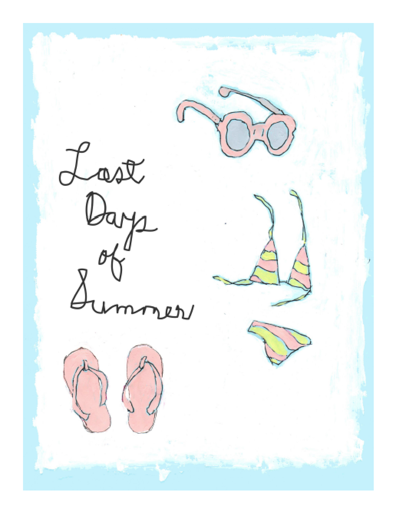 Image of Girl Trip the Novel: Last Days of Summer (Kindle Edition)