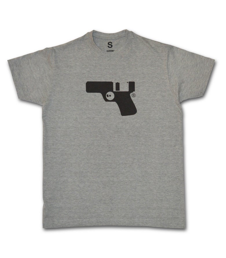 Image of MAN T-shirt Floppy Gun