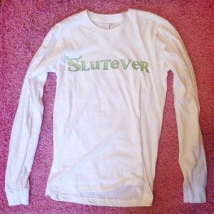Image of SHREK LONG SLEEVE TEE