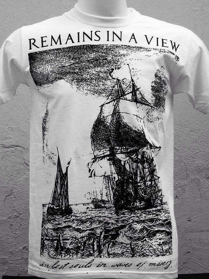 Image of Vessel - t-shirt