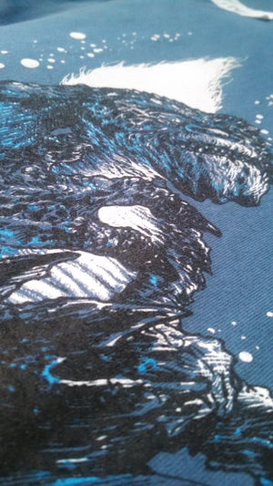 Image of Stripe in the water - T shirt