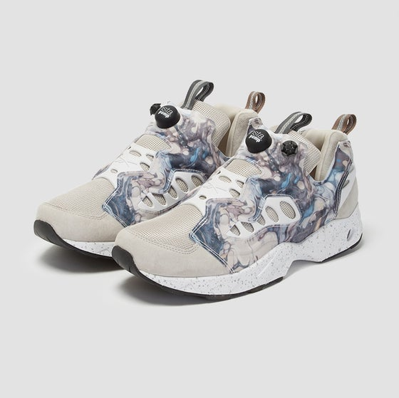 Image of Reebok x Garbstore Insta Pump Fury Road Menta Rey
