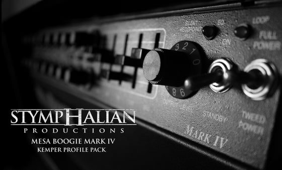 Image of Mesa Boogie Mark IV Kemper Profile Pack